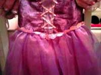 I Have a Adorable Rapunzel TuTu Costume Its tutu Length