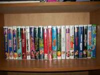 Just LOWERED PRICE TO $260.00 !!! **DISNEY VHS Classic