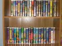 Disney kids movies and a few others. (Almost all