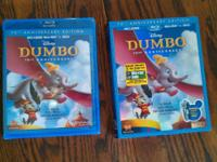 Brand new Blue Ray Disneys Dumbo I accidentally bought