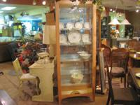 Display Curio Cabinet: $275 3 Piece Wall Unit: $575 You
