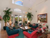 This spacious, distinctive waterfront estate home with
