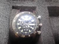 This is an. INVICTA. this watch expense me 250.00. ...