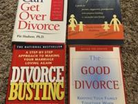 Series of books for transitioning divorce and blending