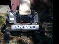 I have an 06 dixie chopper 25 horse motor 60 in deck