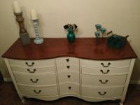 "Beautiful 12 drawer Dixie Dresser. Dovetail ""Dixie"""