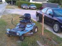 Up for sale is my Dixon ZERO Turn mower. Has been