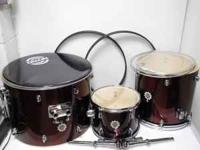 Description: 03 Drums are brand new, never used. Box
