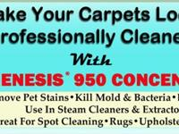 Specialist carpeting cleaning can cost hundreds of