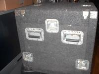 DJ Heavy Duty Rack Case 10 space top rack for board,