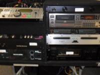 Complete DJ rack system. Comes with Behringer Eurorack