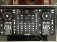Hi, i'm selling my dj equipments  ....  Prodigy  fx