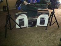 selling my dj system i dont have time to do eny gigs.