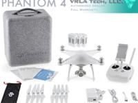 DJI Phantom 4 Drone + 2 Extra Batteries & 2 Year $2000