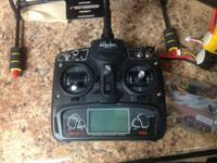 I am selling my Dji F550 completely assembled and