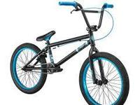 I have a 2011 dk cinncinnati bmx for sale, its black