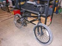 I am selling my DK Dayton BMX bike. It is in great