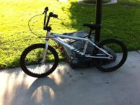 "Dk Tracer 20"". Good condition. Rides great and fast."