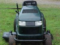 DLT CRAFTSMAN RIDING MOWER - $850 (HILLSBOROUGH NC