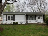 Located on a quiet street, this 3 bedroom ranch offers