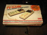 DMS TV Game 4 Electronic Action Games 39.00  We have