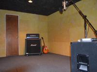 I've got a recording studio in an industrial company