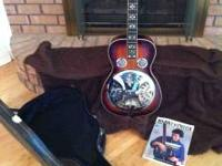Paul E. Beard Signature Series dobro for sale. Asking