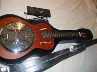Everything you need to start playing dobro. I Have alot