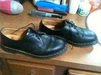 Pair of mens low cut Doc Martens (US size 10/ UK size