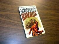 "For Sale: Doc Savage ""The Metal Master"" (Bantam"