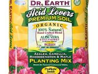 ~Doctor Earth Mother Land Planting Mix ~Doctor Earth