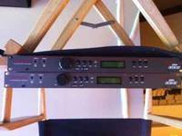 DOD SR400D digital room delay. I have two for sale $100
