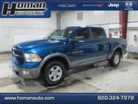 Outdoorsman!!! 2011 Ram 1500 Outdoorsman Crew Cab. What