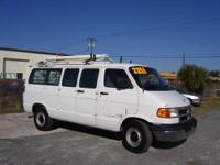 1998 Dodge 2500 Panel Van, 141K, 318 V8 at, ps, pb,