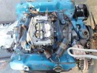 For Sale: Dodge 440 Engine and a 727 Transmission!