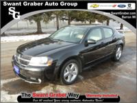 2008 Dodge Avenger R/T___Loaded with Features: Power