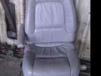 I have 2 Dodge caravan seats for sale for $50.00