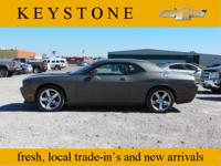 Don't let this 2009 Dodge Challenger drive away without