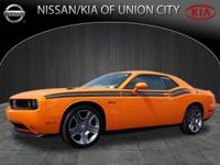 Check out this 2012 Dodge Challenger R/T Classic. Own a