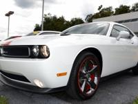 2013 Dodge Challenger Rallye Redline...the pictures say