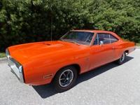 Steal the show in this amazing 1970 Dodge Coronet Super