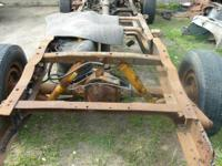 DODGE CUMMINS DUALLY DANA 70 REAREND 3.55 AND IT IS THE