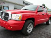 2007 Dodge Dakota SLT 4X4 Quad Cab in very nice