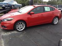 I have two of the new Dodge Dart cars that are