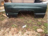 1994-2002 evade diesel brief bed. Bed has no rust or