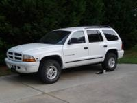 1999 Dodge Durango 4WD 5.9Lv8, Power steering, brakes