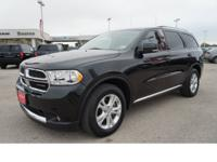 This is a great 2011 Durango SUV Crew. This one's on