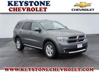 Check out this 2012 Dodge Durango Crew. We're offering