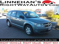 This 2010 Dodge Journey SE offers the versatility of