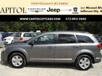 Snatch a deal on this 2012 Dodge Journey SXT while we